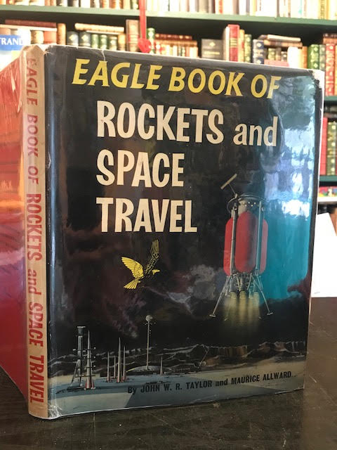 Image for Eagle Book of Rockets and Space Travel