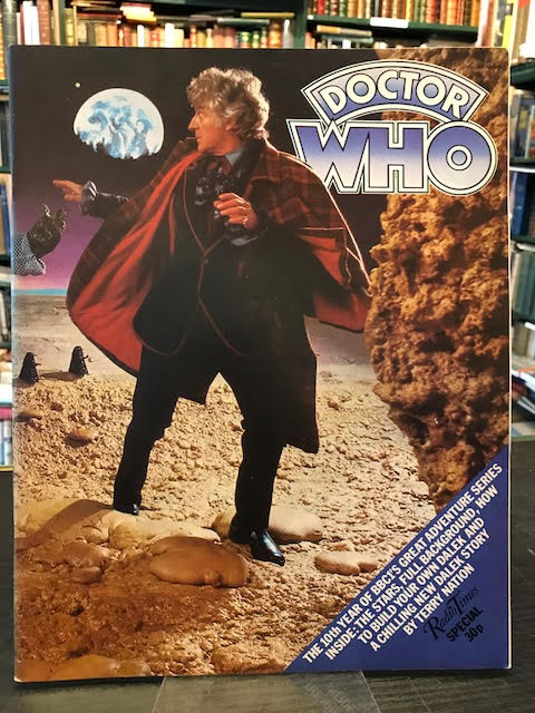 Image for Doctor Who : The 10th Year of BBC1's Great Adventure Series. Radio Times Special Issue