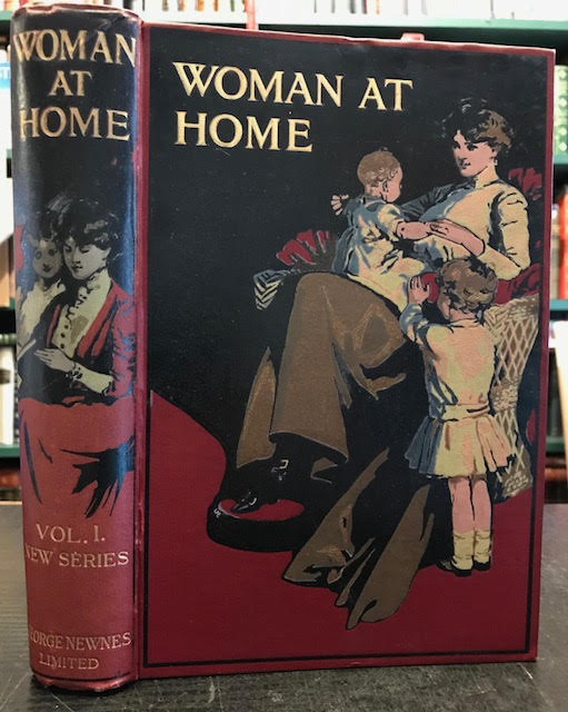 Image for Woman At Home : Volume I: New Series. August 1909 - January 1910
