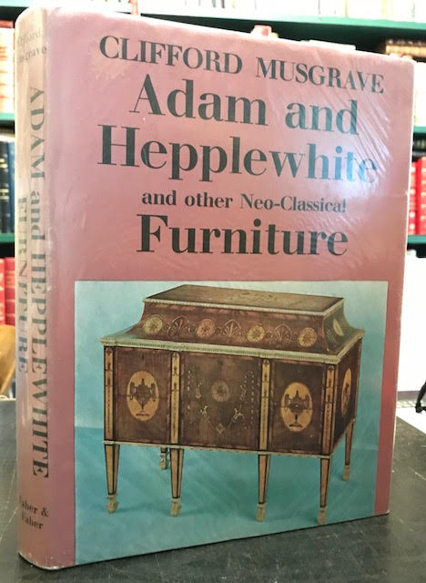 Image for Adam and Hepplewhite and Other Neo-Classical Furniture