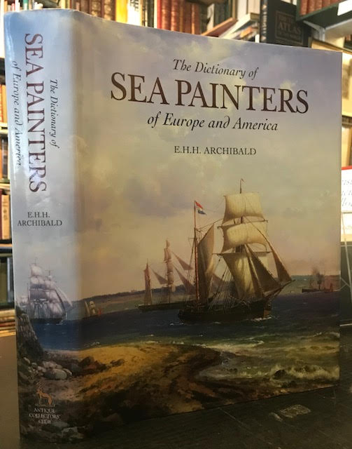 Image for The Dictionary of Sea Painters of Europe and America