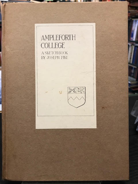 Image for Ampleforth College : A Sketch-Book