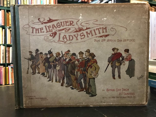 Image for The Leaguer of Ladysmith  : Nov. 2nd 1899 to Feb. 28th 1900