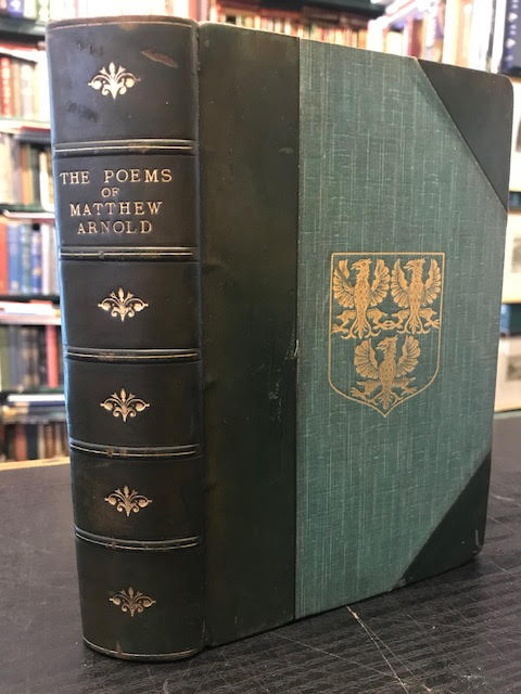 Image for The Poems of Matthew Arnold 1840 - 1967. Oxford Edition