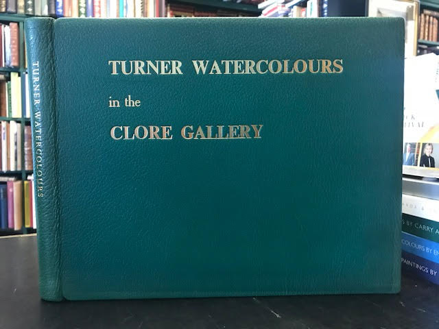 Image for Turner Watercolours in the Clore Gallery