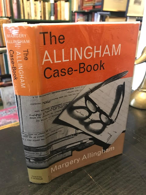 Image for The Allingham Case-Book