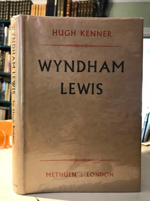 Image for Wyndham Lewis : The Makers of Modern Literature