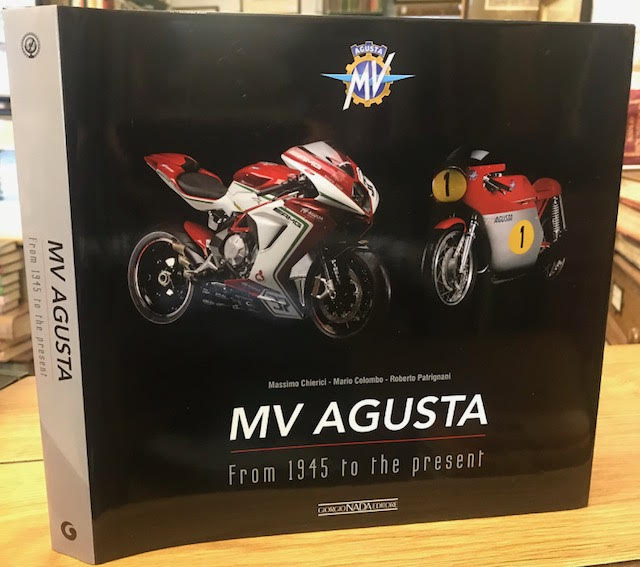 Image for MV Agusta : From 1945 to the Present
