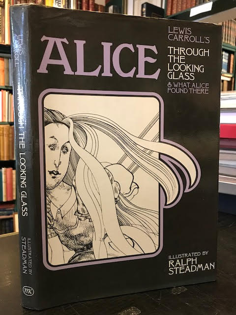 Image for Lewis Carroll's Through the Looking-Glass and What Alice Found There