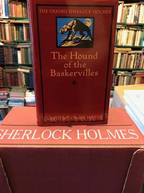 Image for The Oxford Sherlock Holmes. In nine volumes