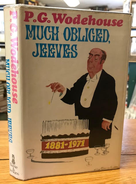 Image for Much Obliged, Jeeves