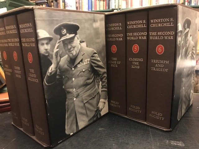 Image for The Second World War. In six volumes