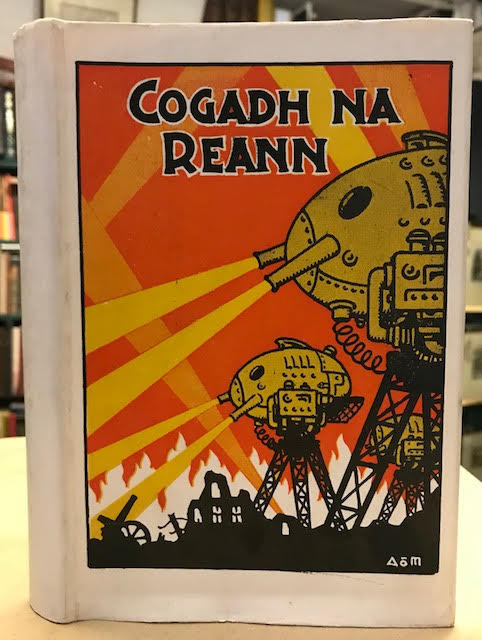Image for Cogadh na Reann : The War of the Worlds