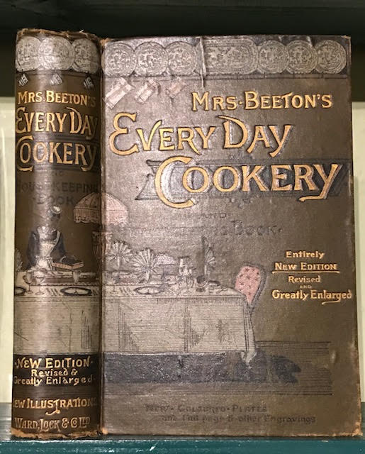 Image for Beeton's Every-Day Cookery and Housekeeping Book : A Practical and Useful Guide for All Mistresses and Servants.  Entirely New Edition, Revised and Greatly Enlarged.