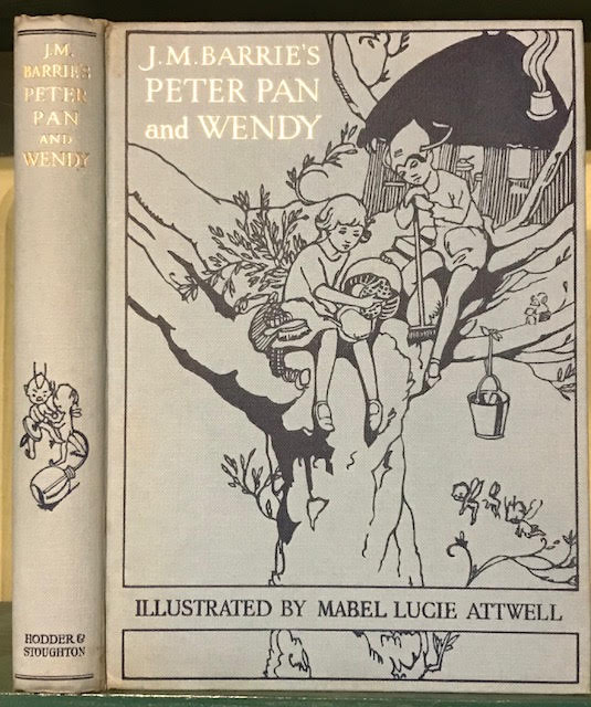 Image for Peter Pan and Wendy : Retold by May Byron for Boys and Girls, With the Approval of the Author