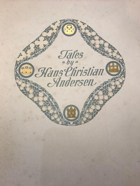 Image for Tales by Hans Christian Andersen