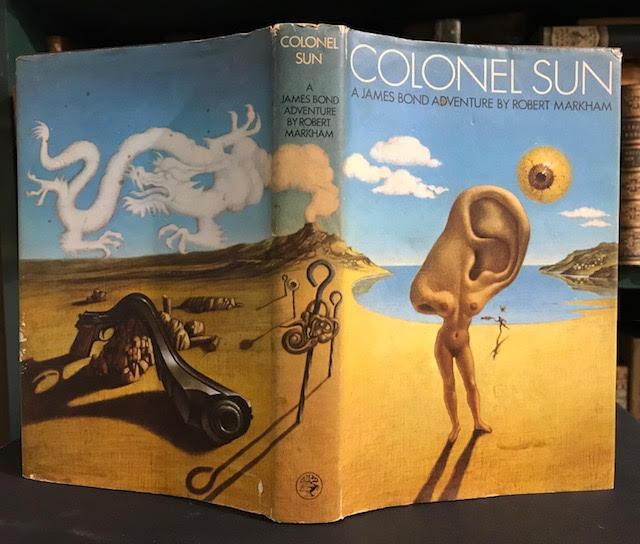 Colonel Sun : A James Bond Adventure