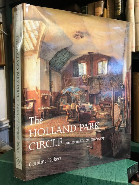 Image for The Holland Park Circle: Artists and Victorian Society