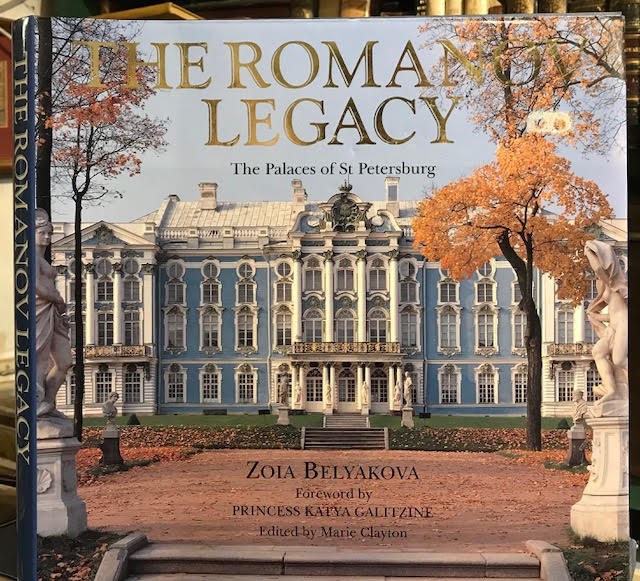 Image for Romanov Legacy : Palaces of St. Petersburg