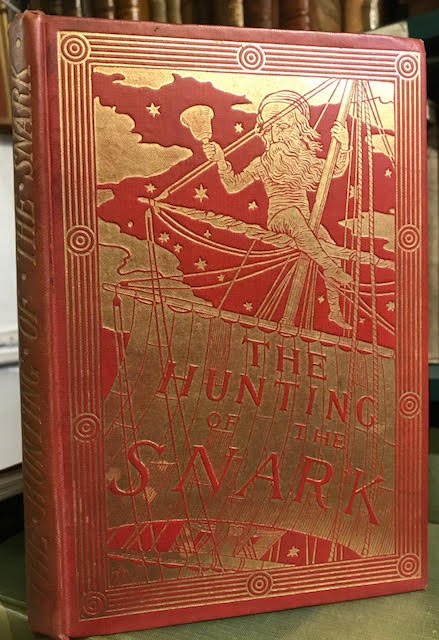 Image for The Hunting of the Snark. An Agony, in Eight Fits