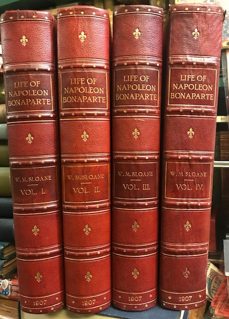 Image for Life of Napoleon Bonaparte in 4 Volumes