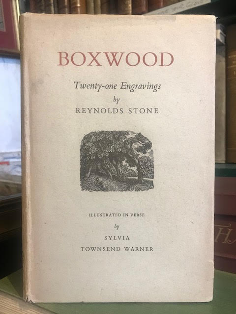 Image for Boxwood : Twenty-One Engravings by Reynolds Stone. Illustrated in Verse by Sylvia Townsend Warner