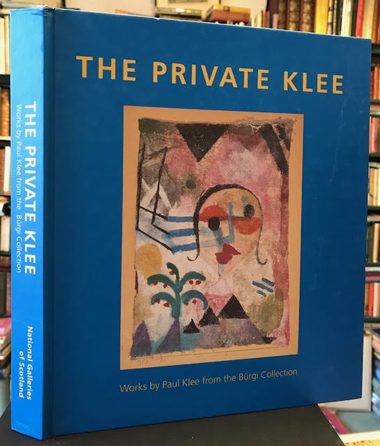 Image for The Private Klee : Works by Paul Klee from the Burgi Collection