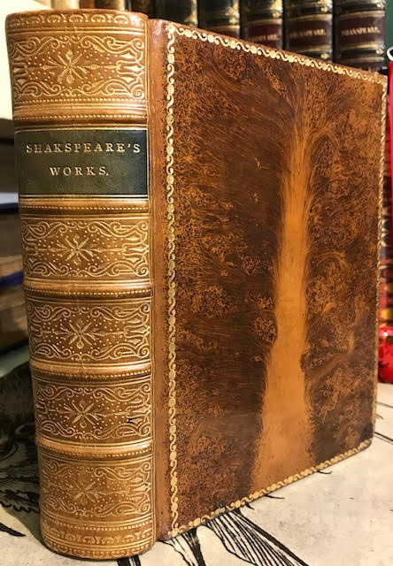 "Image for The Works of William Shakespeare : With Life, Glossary, etc. The ""Albion"" Edition."