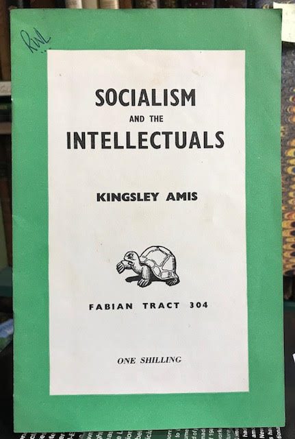Image for Socialism and the Intellectuals. Fabian Tract 304