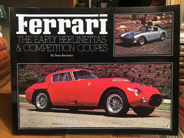 Image for Ferrari : The Early Berlinettas and Competition Coupes