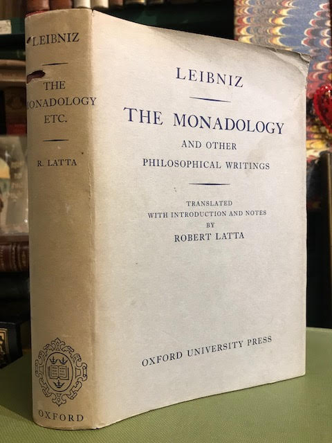 Image for The Monadology and Other Philosophical Writings