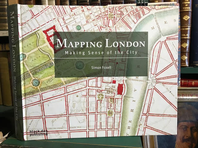 Image for Mapping London : Making Sense of the City