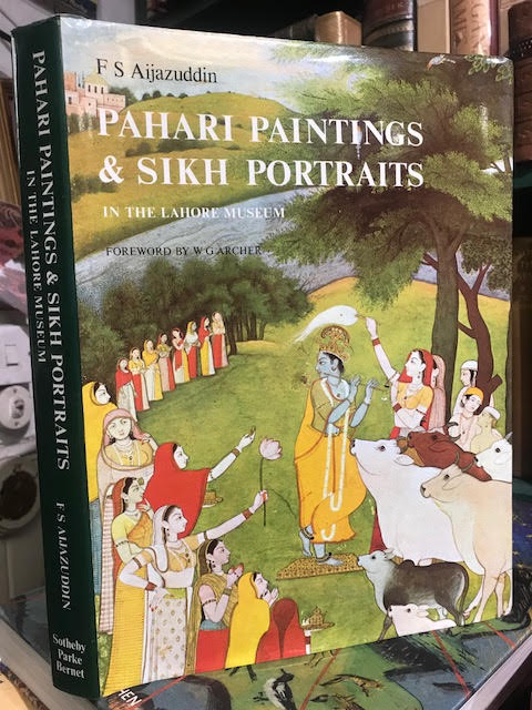 Image for Pahari Paintings and Sikh Portraits in the Lahore Museum