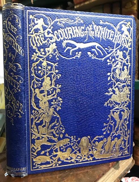The Scouring of the White Horse : Or, the Long Vacation Ramble of a London Clerk