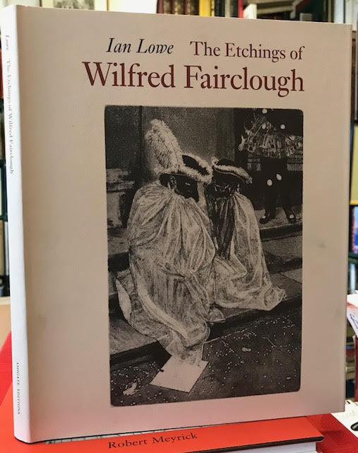 Image for Etchings of Wilfred Fairclough : A Catalogue Raisonné
