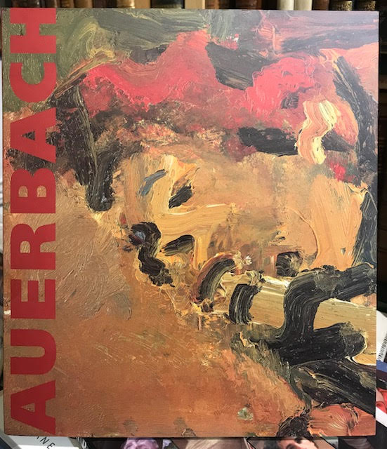Frank Auerbach - Paintings and Drawings 1954 - 2001