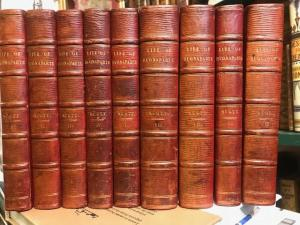 The Life of Napoleon Buonaparte, Emperor of the French. With a Preliminary View of the French Revolution. In Nine Volumes