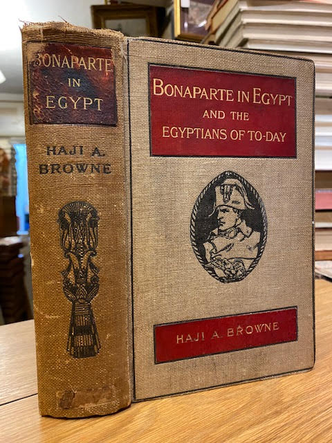 Image for Bonaparte in Egypt : And the Egyptians of To-day