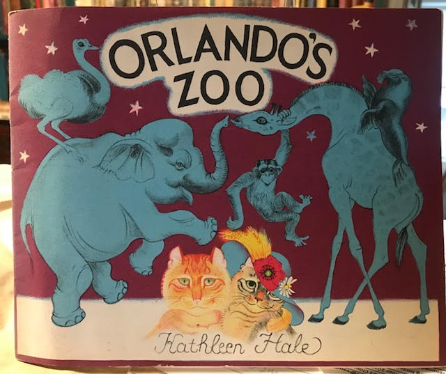 Image for Orlando's Zoo. Harlequin Books