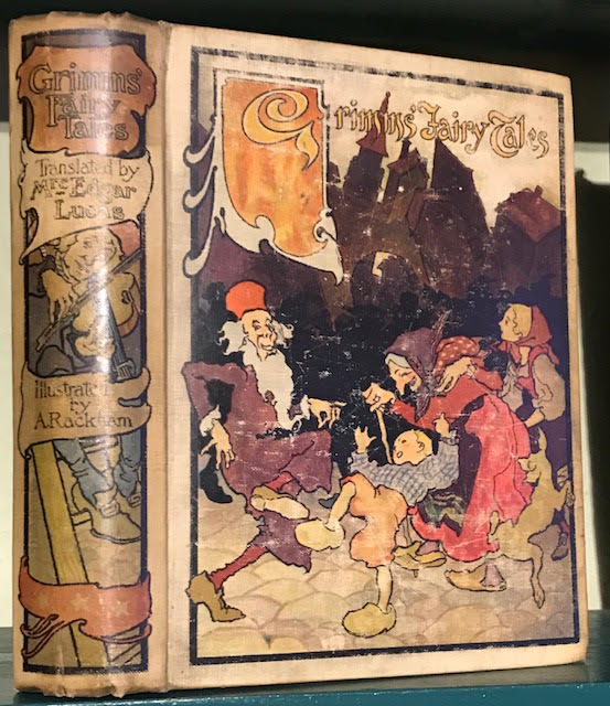 Image for Fairy Tales of the Brothers Grimm