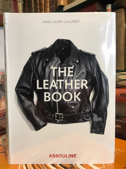 Image for The Leather Book