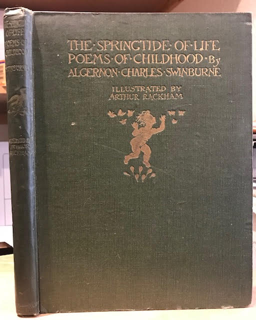 Image for The Springtide of Life : Poems of Childhood