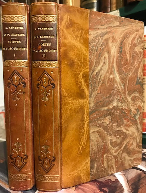 Image for Poetes d'Aujourd'hui : Morceaux Choisis. In two volumes