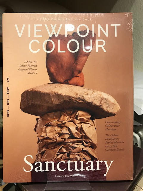 Viewpoint Colour : The Colour Futures Book. Sanctuary. Issue 02