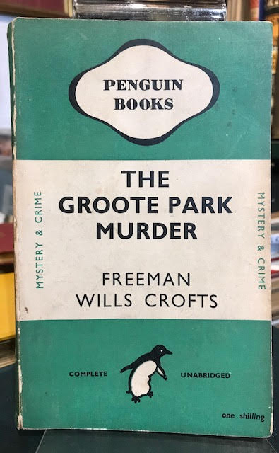 Image for The Groote Park Murder
