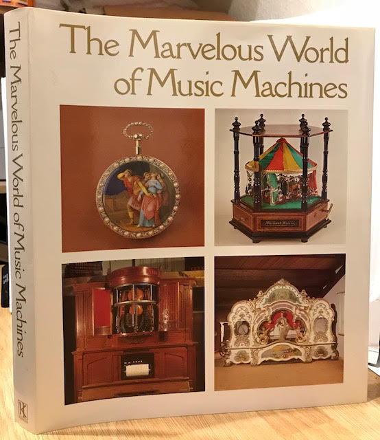 Image for The Marvelous World of Music Machines