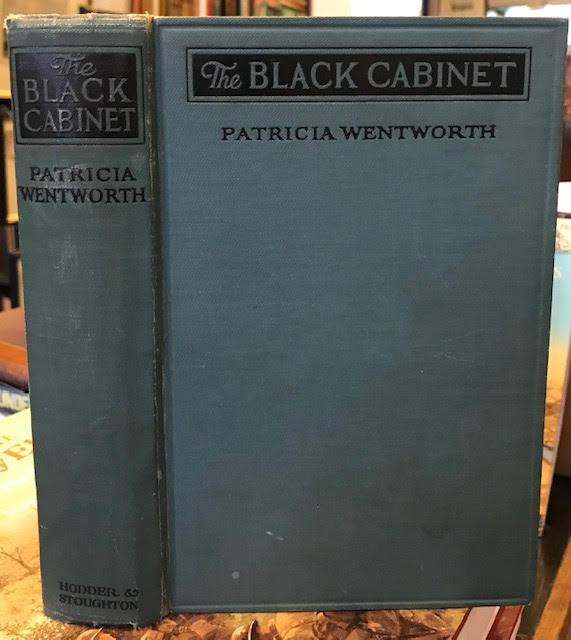 Image for The Black Cabinet