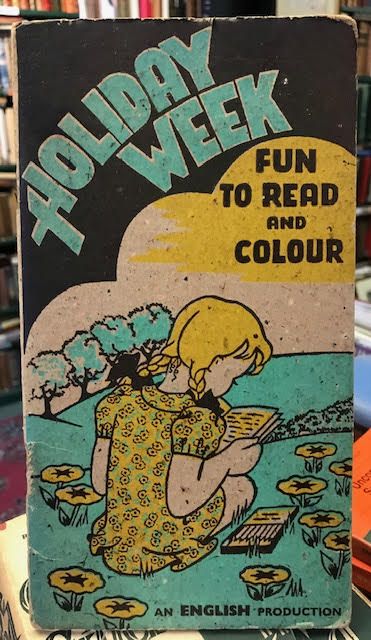 Image for Holiday Week : Fun to Read and Colour