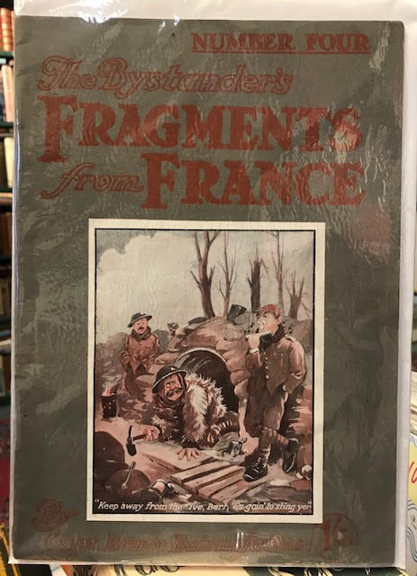 Image for Fragments from France. Volume IV