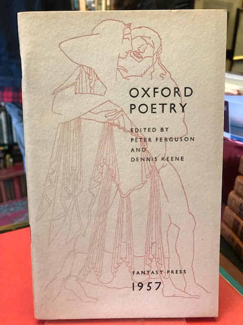 Image for Oxford Poetry 1957